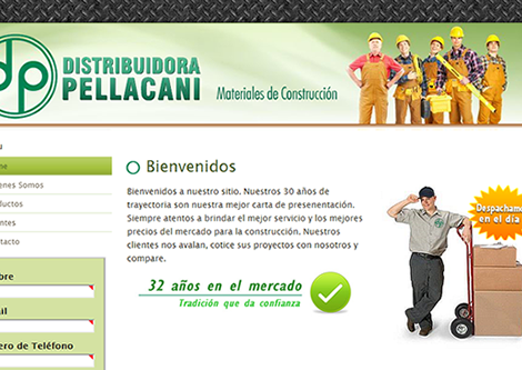 Distribuidora Pellacani